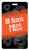All Access Only Badge Small