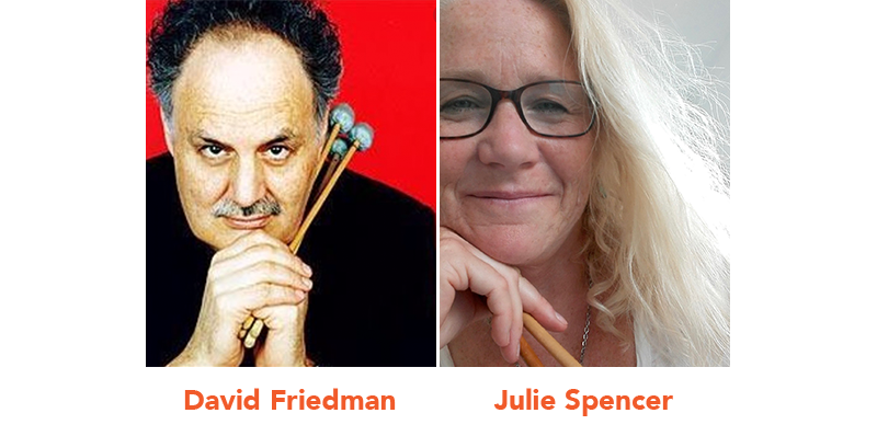 David Friedman Julie Spencer