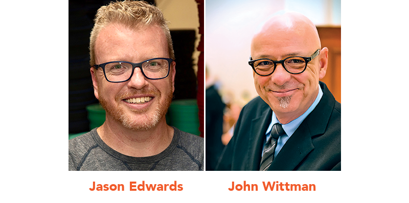 Jason Edwards John Wittman